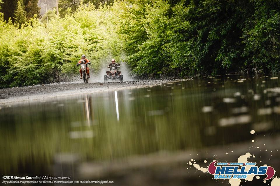 hellas rally 2016 - day 2